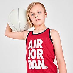 Boys' Little Kids' Jordan Mesh Jersey Tank Top