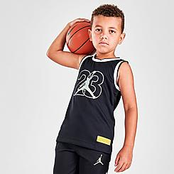 Boys' Little Kids' Air Jordan Wild Tribe Basketball Jersey