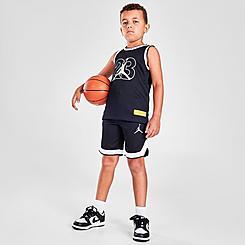 Boys' Little Kids' Air Jordan Wild Tribe Shorts
