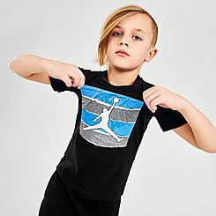Boys' Little Kids' Jordan AJ4 Next Chapter T-Shirt