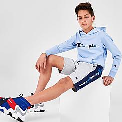 Boys' Champion Panel Fleece Shorts