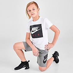 Boys' Little Kids' Nike Air Box T-Shirt and Shorts Set