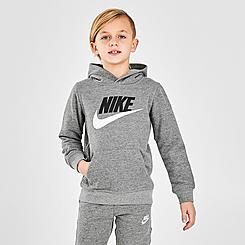Little Kids' Nike Sportswear Club Fleece Pullover Hoodie