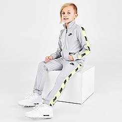 Boys' Little Kids' Nike Sportswear Full-Zip Jacket and Jogger Pants Set