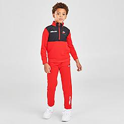 Boys' Little Kids' Nike Air Tricot Track Suit