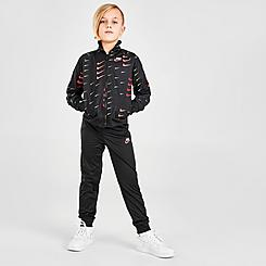 Boys' Little Kids' Nike Swoosh Track Suit
