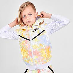 Little Kids' Nike Sportswear Wild Run Windrunner Jacket