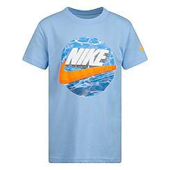 Kids' Little Kids' Futura Splash T-Shirt