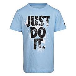 Kids' Little Kids' Nike Wild Run Just Do It T-Shirt