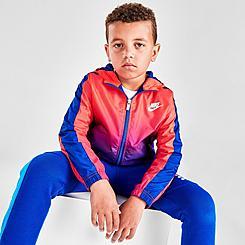 Little Kids' Nike Rise Ombre Woven Jacket