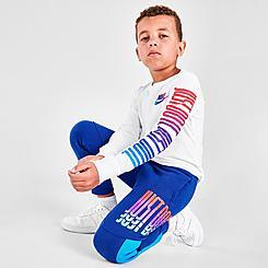 Boys' Little Kids' Nike Rise JDI Long-Sleeve T-Shirt