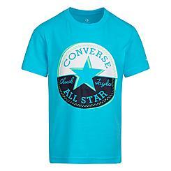 Boys' Little Kids' Converse Patch T-Shirt