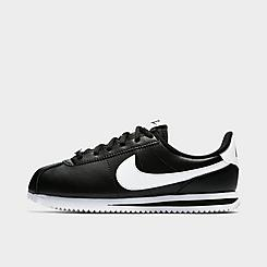 Boys' Big Kids' Nike Cortez Basic SL Casual Shoes