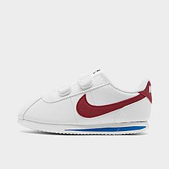 Boys' Toddler Nike Cortez Basic SL Hook-and-Loop Casual Shoes
