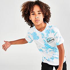 Boys' Levi's® Allover Print Cloud Logo T-Shirt