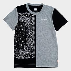Boys' Levi's® Bandana Colorblock T-Shirt