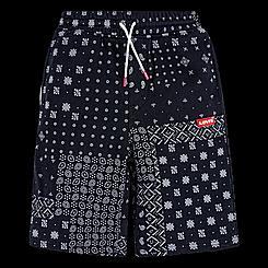 Boys' Levi's® Bandana Print Jogger Shorts