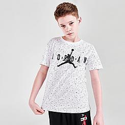 Boys' Jordan Speckle T-Shirt