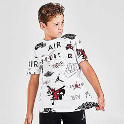 Boys' Jordan Logo Madness T-Shirt
