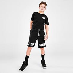 Boys' Jordan Jumpman Air Fleece Shorts