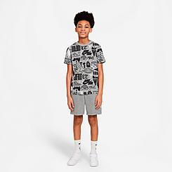 Boys' Big Kids' Jordan Cargo French Terry Shorts