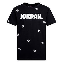 Boys' Big Kids' Jordan Post It Allover Print T-Shirt