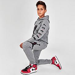 Boys' Jordan Jumpman Speckle Jogger Pants