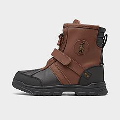 Girls' Little Kids' Polo Ralph Lauren Conquered Hi Boots