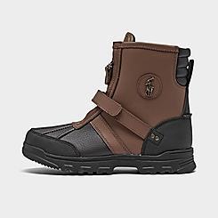 Girls' Big Kids' Polo Ralph Lauren Conquered Hi Boots