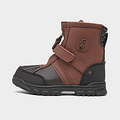 Kids' Toddler Polo Ralph Lauren Conquered High Casual Boots