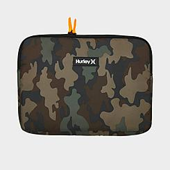 "Hurley Signature 13"" Camo Laptop Case"