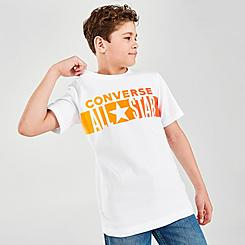 Boys' Converse All Star Gradient T-Shirt