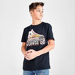 Boys' Converse 8Bit Sneaker T-Shirt