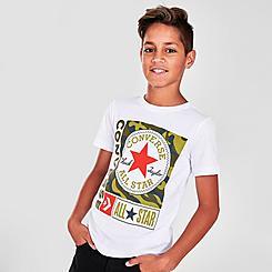 Boys' Converse Chuck Patch Boxes T-Shirt