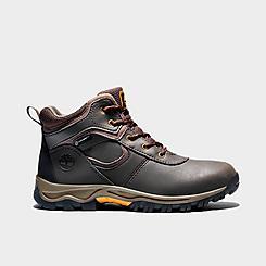 Boys' Big Kids' Timberland Mt. Maddsen Waterproof Hiking Boots