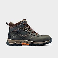 Boys' Little Kids' Timberland Mt. Maddsen Waterproof Hiking Boots
