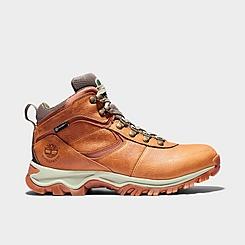 Men's Timberland Mt. Maddsen Mid Waterproof Hiking Boots