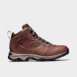 Men's Timberland Mt. Maddsen Mid Waterproof Hiking Boots