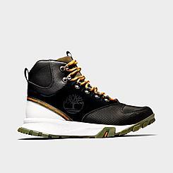 Men's Timberland Garrison Trail High Waterproof Hiking Boots