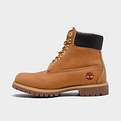 Men's Timberland Warm Collar 6 Inch Premium Waterproof Boots