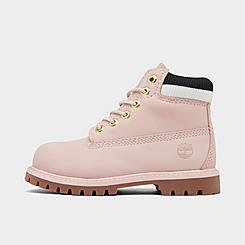 Girls' Toddler Timberland 6 Inch Premium Waterproof Boots