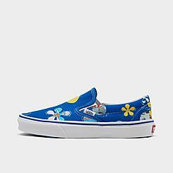 Vans x SpongeBob SquarePants Classic Slip-On Casual Shoes