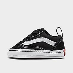 Boys' Infant Vans Sk8-Hi Crib Shoes