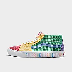 Vans PRIDE Sk8 Mid Casual Shoes