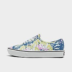 Women's Vans Tie-Dye ComfyCush Era Casual Shoes