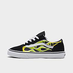 Big Kids' Vans Old Skool Casual Shoes