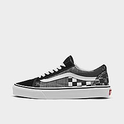 Big Kids' Vans Old Skool Premium Casual Shoes