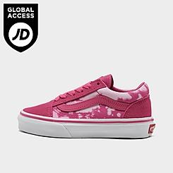 Girls' Little Kids' Vans Old Skool Premium Casual Shoes