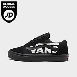 Little Kids' Vans Old Skool Casual Shoes