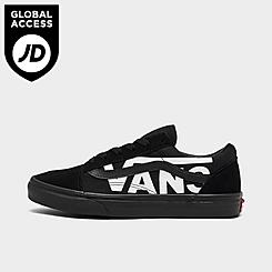 Big Kids' Vans Old Skool Casual Shoes